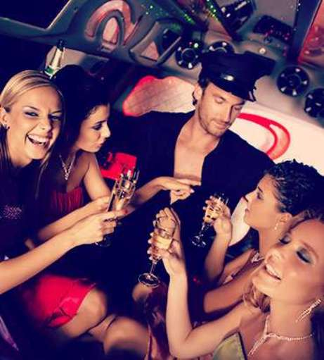 Berlin Hen Party Packages - Party Bus and Stripper