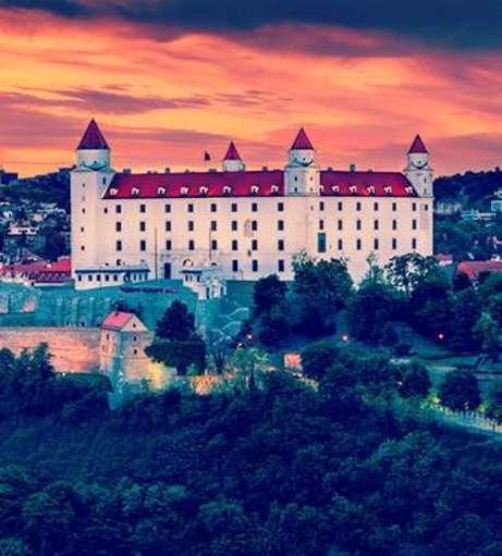 European Hen Do Destination - Bratislava