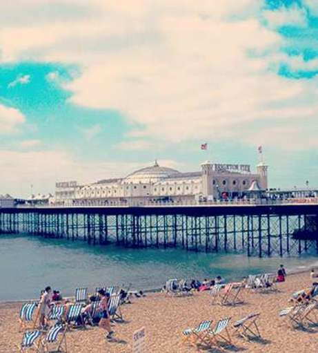 Hen Do Activities - Brighton - Makeover and Photoshoot
