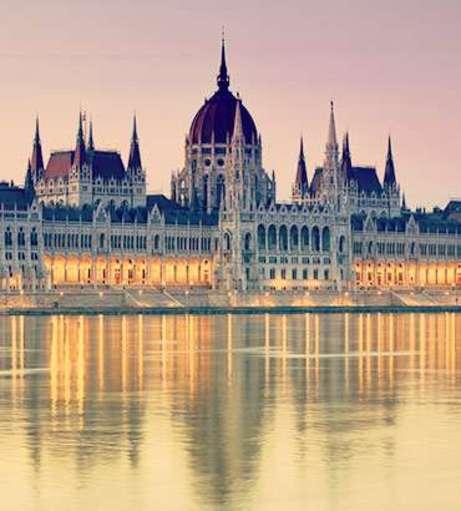 European Hen Do Destination - Budapest