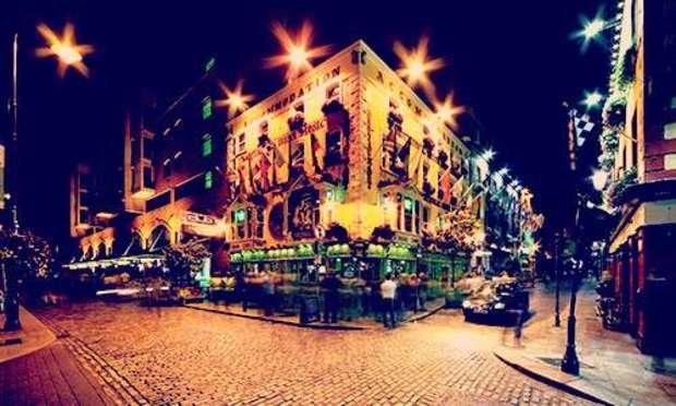 Dublin Hen Party - Hen Night Activities - HenWeekends.co.uk