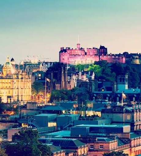 Edinburgh - Hen Do Activities - Makeover and Photoshoot