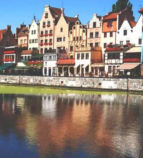 European Hen Do Destination - Gdansk