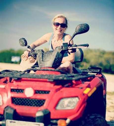 Hen Party Packages - Ibiza - Quad Biking