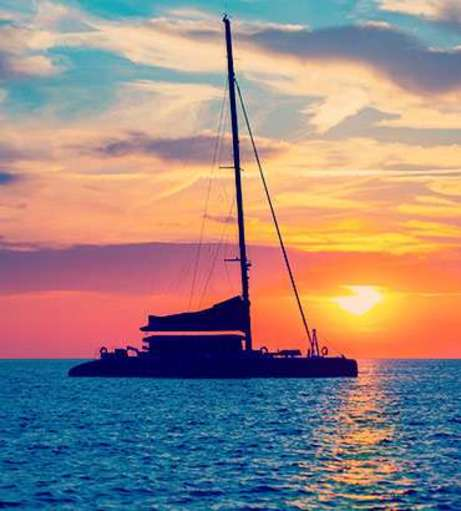 Hen Party Packages - Ibiza - Sunset Clubbing Cruise