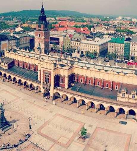 European Hen Do Destination - Krakow