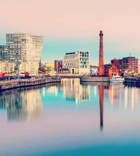 UK Hen Party Destination - Liverpool