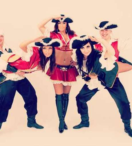 Magaluf - Hen Party Packages - Pirates Adult Show
