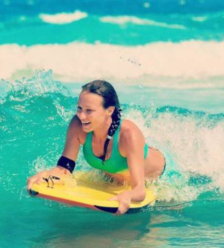 Newquay Hen Party Packages - Body Boarding