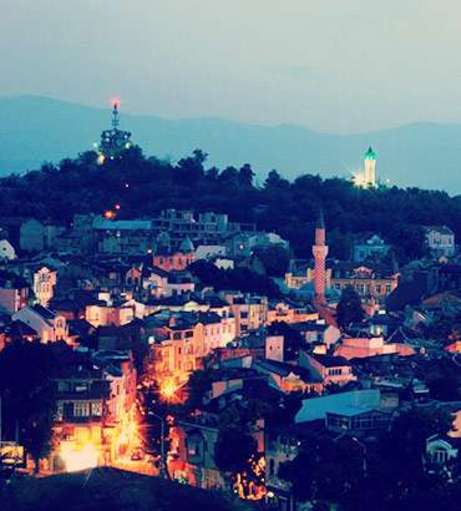 European Hen Do Destination - Plovdiv