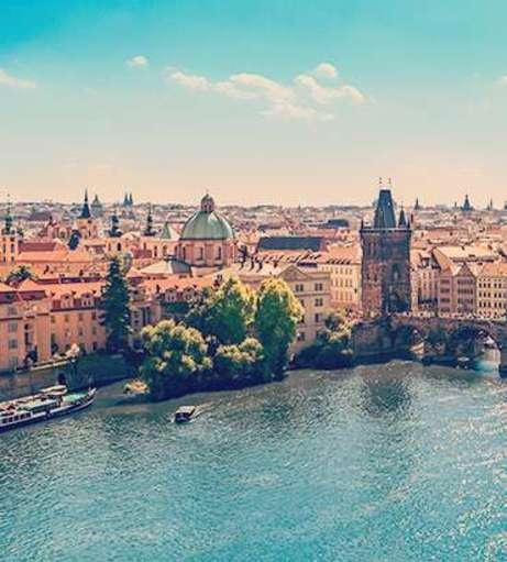 European Hen Do Destination - Prague