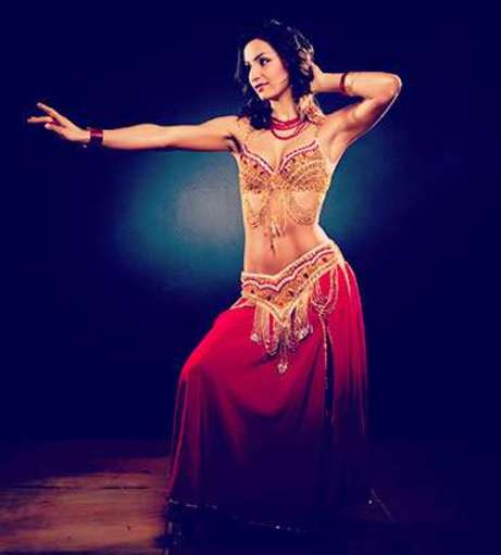 Hen Party Packages - Puerto Banus - Belly Dancing Lesson