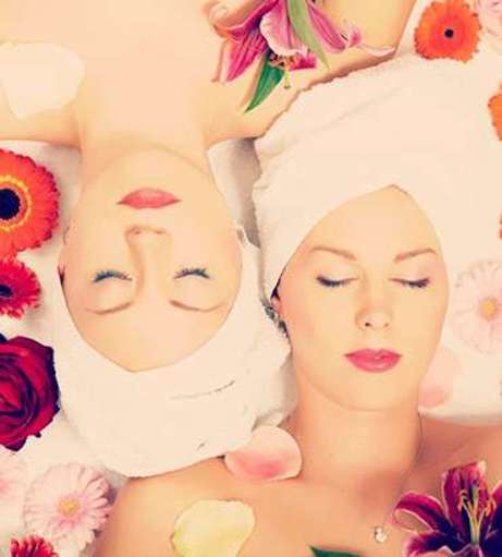 Hen Party Packages - Puerto Banus - Champagne and Pamper