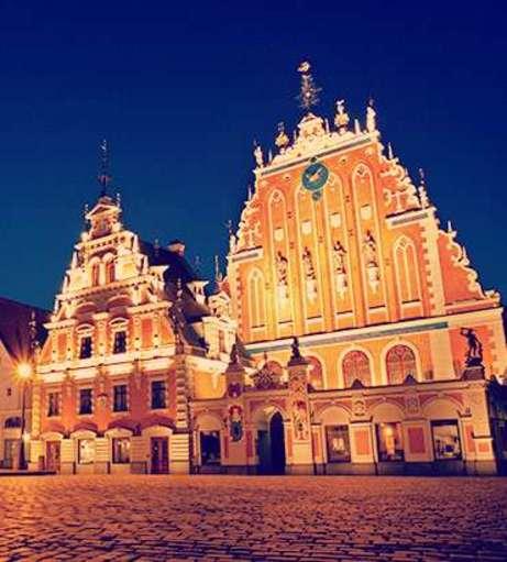 European Hen Do Destination - Riga