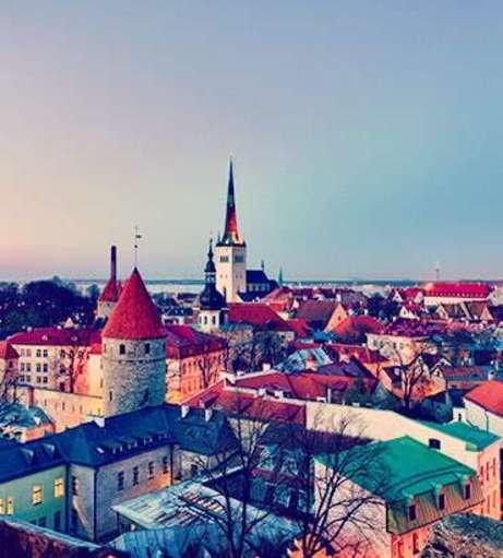 European Hen Do Destination - Tallinn