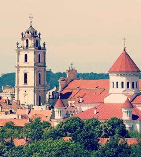 European Hen Do Destination - Vilnius
