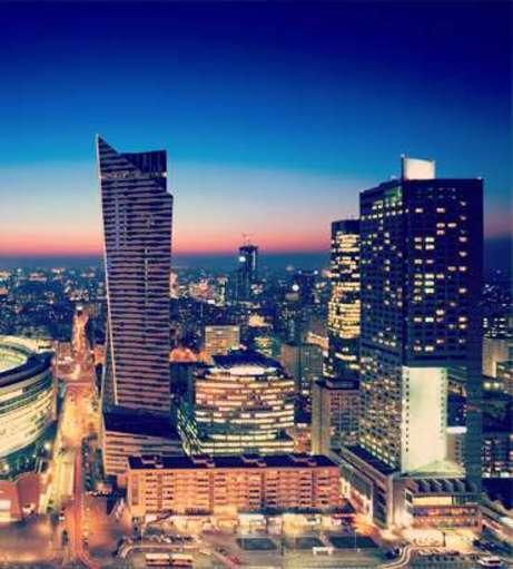 European Hen Do Destination - Warsaw