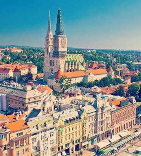 European Hen Do Destination - Zagreb