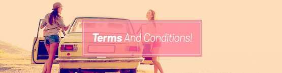 Hen Weekends Terms and Conditions