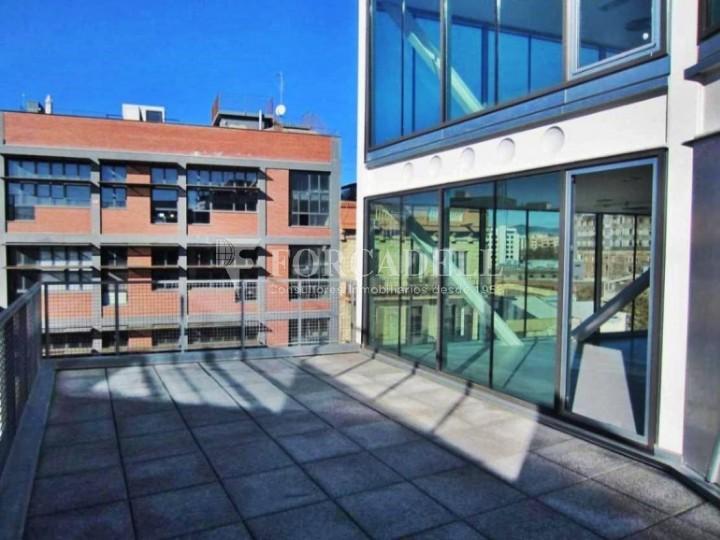 Oficina exterior i lluminosa en lloguer al districte de 22@. Barcelona. #5