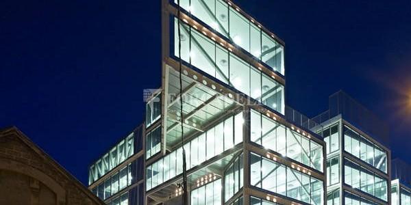 Oficina exterior i lluminosa en lloguer al districte de 22@. Barcelona. #8