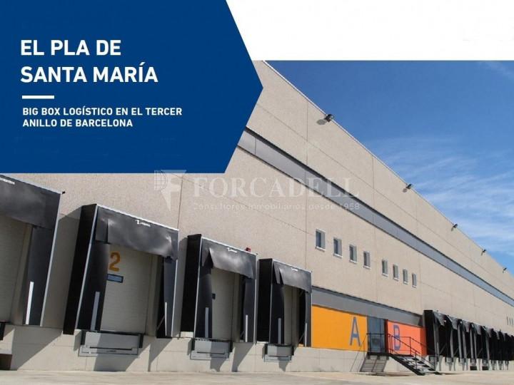 Plataforma logística en alquiler de 40.568 m²  - Pla de Santa Maria, Tarragona. 4