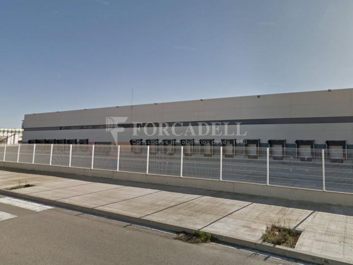 Plataforma logística en alquiler de 40.568 m²  - Pla de Santa Maria, Tarragona. 5