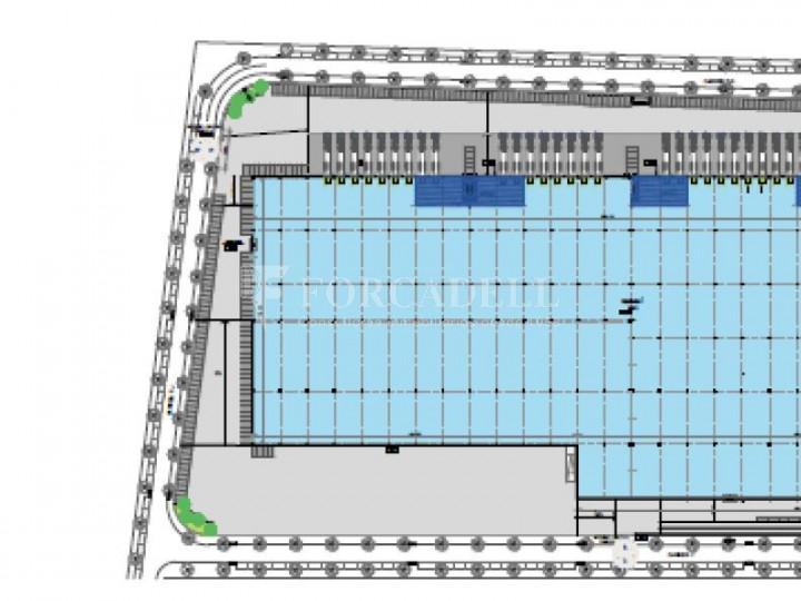 Plataforma logística en alquiler de 40.568 m²  - Pla de Santa Maria, Tarragona. 6