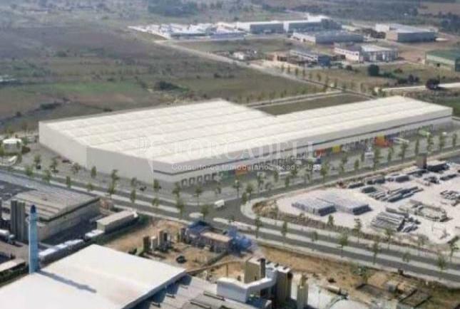 Plataforma logística en alquiler de 40.568 m²  - Pla de Santa Maria, Tarragona. 7