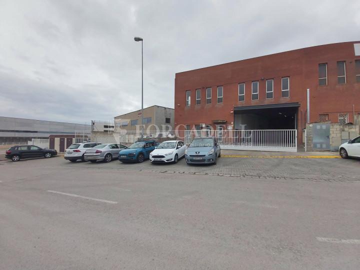 Nau industrial en lloguer - 1.916 m² - Sant Boi de Llobregat, Barcelona 8