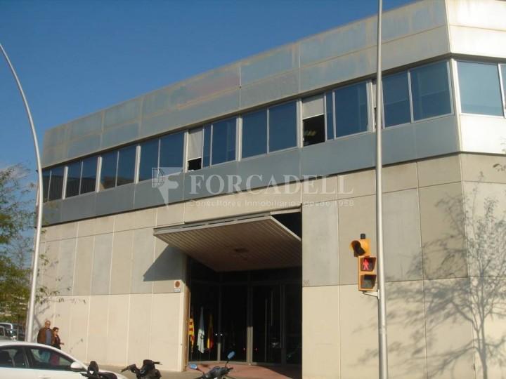 Nau industrial de lloguer de 662 m² - Barcelona #1