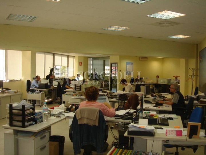 Nau industrial de lloguer de 662 m² - Barcelona #5