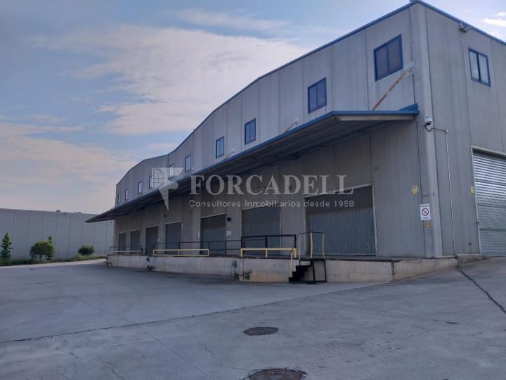 Nau logística en lloguer de 4.061 m² - Lliçà de Vall, Barcelona. 1