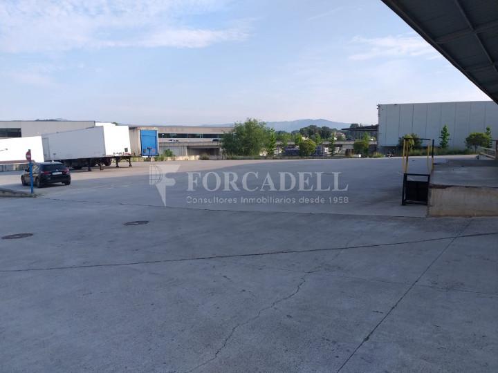 Nau logística en lloguer de 4.061 m² - Lliçà de Vall, Barcelona. 14