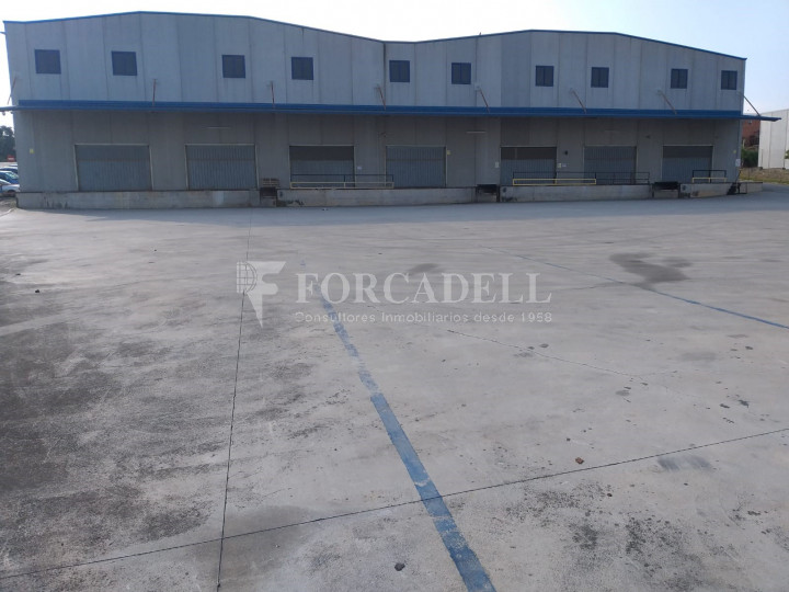 Nau logística en lloguer de 4.061 m² - Lliçà de Vall, Barcelona. 15