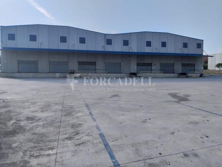 Nau logística en lloguer de 4.061 m² - Lliçà de Vall, Barcelona. 18