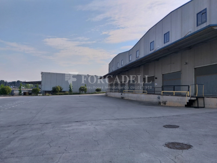 Nau logística en lloguer de 4.061 m² - Lliçà de Vall, Barcelona. 20