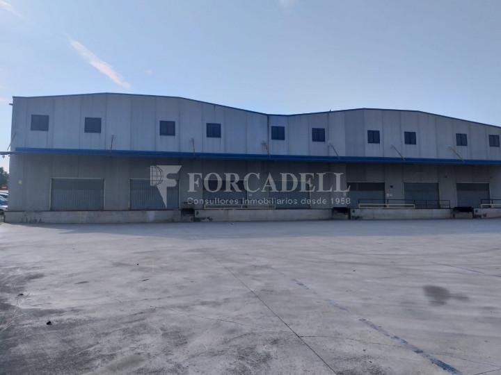 Nau logística en lloguer de 4.061 m² - Lliçà de Vall, Barcelona. 22
