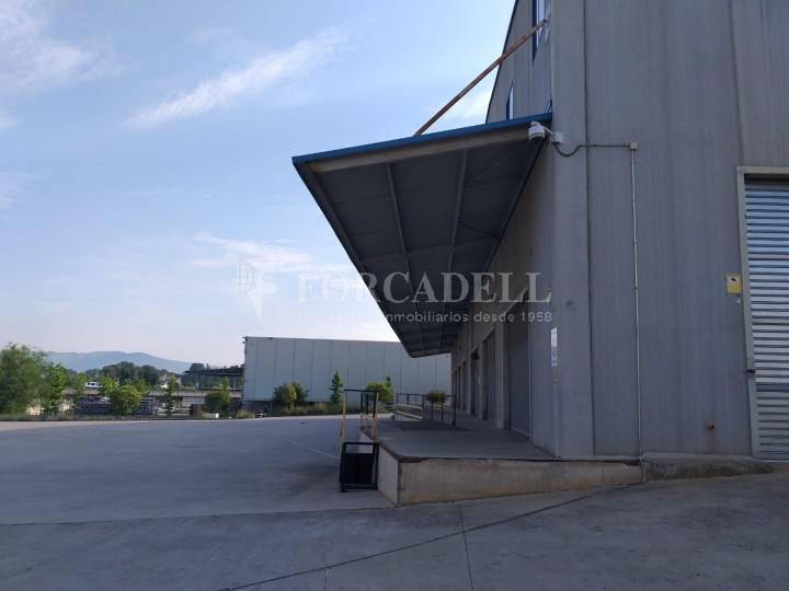Nau logística en lloguer de 4.061 m² - Lliçà de Vall, Barcelona. 24