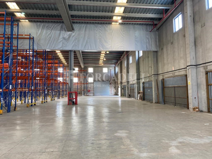 Nau logística en lloguer de 4.061 m² - Lliçà de Vall, Barcelona. 7