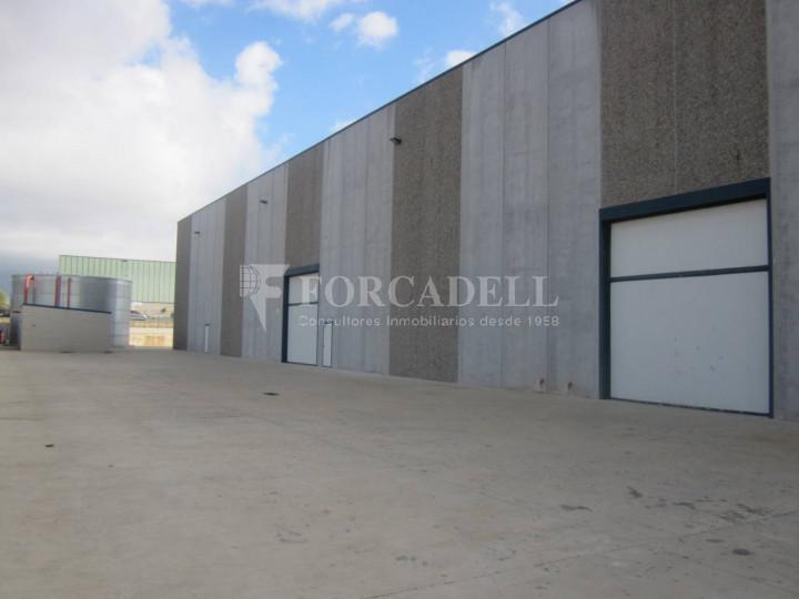 Nave logística - industrial de 9.738  m² en venta o  alquiler - El Pla Santa Maria. Tarragona 10