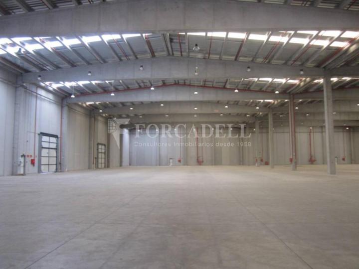 Nave logística - industrial de 9.738  m² en venta o  alquiler - El Pla Santa Maria. Tarragona 12