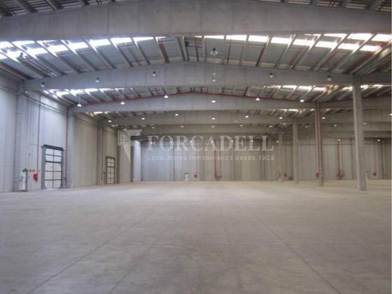 Nave logística - industrial de 9.738  m² en venta o  alquiler - El Pla Santa Maria. Tarragona 5
