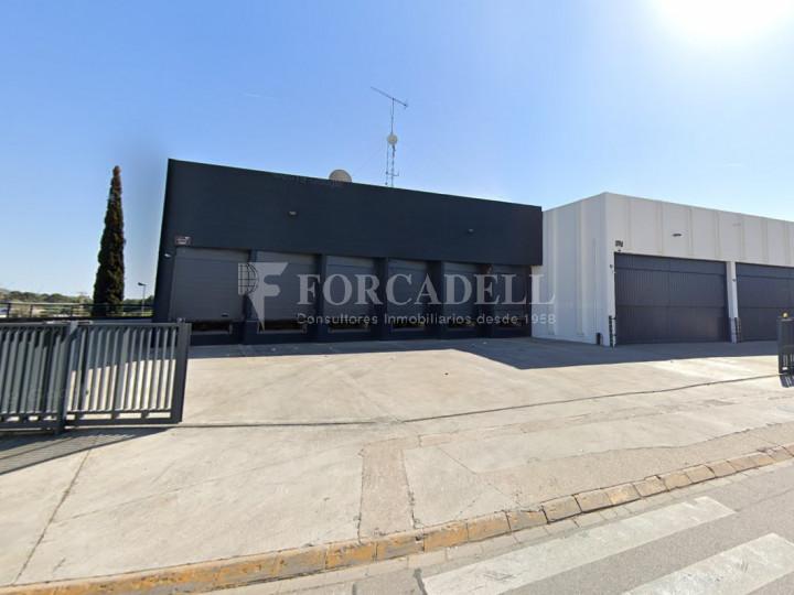 Nau logística en lloguer de 2.859 m² - Barberà de Vallès, Barcelona 1