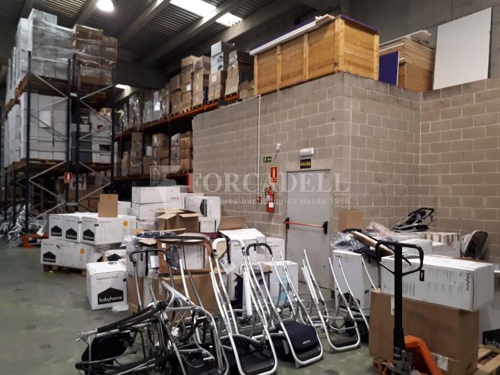Nau industrial en lloguer de 4.306 m² - Sabadell, Barcelona #5