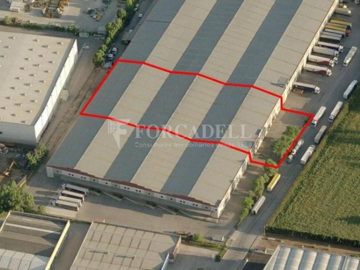 Nau logística en lloguer de 6.096 m² - Parets del Vallès, Barcelona 1