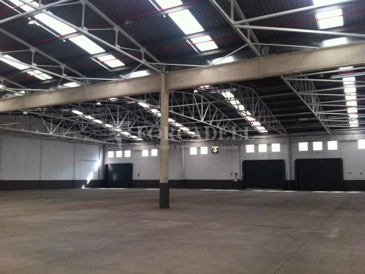 Nau logística en lloguer de 6.096 m² - Parets del Vallès, Barcelona 4