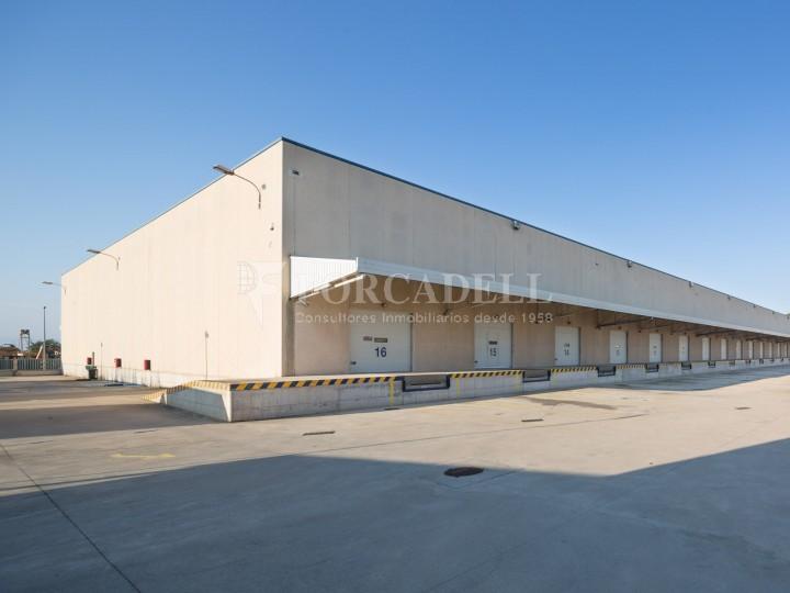Nau industrial en lloguer de 11.332 m² - Les Franqueses del Vallès, Barcelona #24