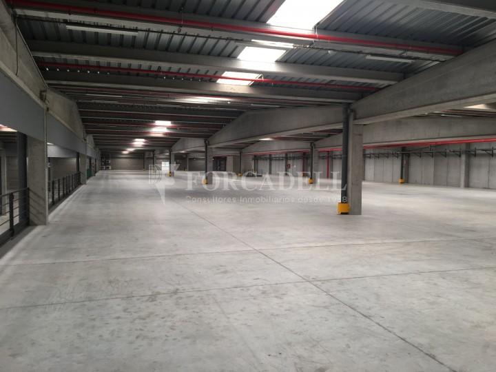 Nau industrial en lloguer de 11.332 m² - Les Franqueses del Vallès, Barcelona #6