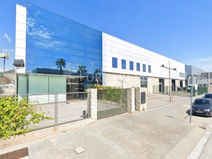 Nau industrial de lloguer de 3.462 m² - Viladecans, Barcelona 1